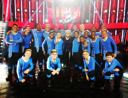 Drakensberg Boys Choir perform on 'The Voice'